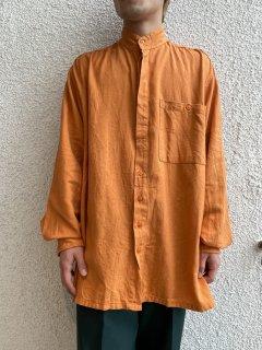 Boom Baba Stand-collar L/S Shirt