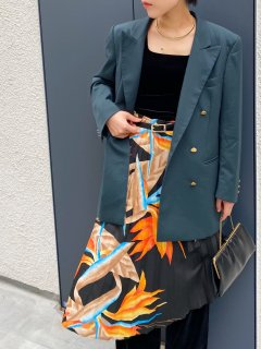 <img class='new_mark_img1' src='https://img.shop-pro.jp/img/new/icons50.gif' style='border:none;display:inline;margin:0px;padding:0px;width:auto;' />Lady's Burberry Dable Jacket