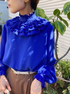 Lady's Frill Blouse