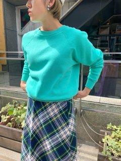 1980s Mint Green Sweatshirt