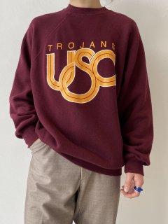 80s Tultex College Sweatshirt