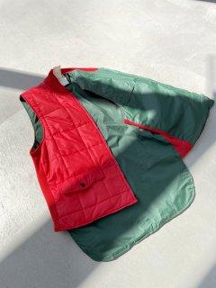 70s SPORTCHIEF Reversible Padding Vest