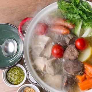 北イタリアの郷土鍋料理「ボリートミスト」[ 東京小石川イタリアレストラン青いナポリシェフ監修 ]