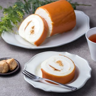 ARINCOロールケーキ 塩キャラメルロール