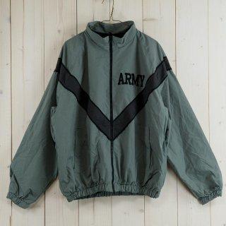 古着US ARMY  トレーニングナイロンジャケット 古着のネット通販 古着屋グレープフルーツムーン