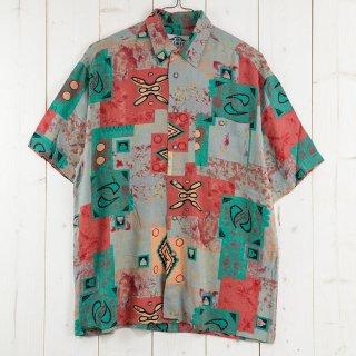 古着LIMIT プリント 半袖シャツ 古着のネット通販 古着屋グレープフルーツムーン