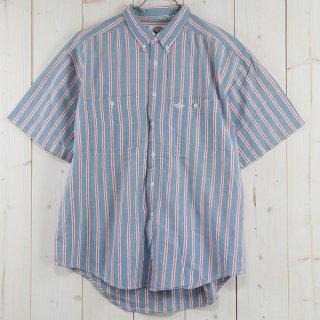 古着90's LEVI'S ストライプ 半袖シャツ 古着のネット通販 古着屋グレープフルーツムーン