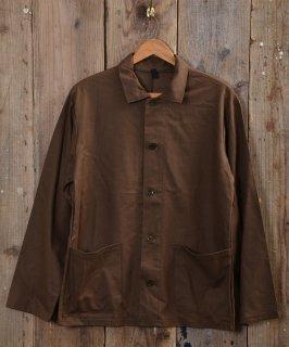 古着チェコ製ワークジャケット ヘリンボーンツイル 古着のネット通販 古着屋グレープフルーツムーン