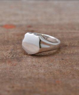 古着Silver Ring Emblem Signet | エンブレムモチーフ シルバー シグネットリング 古着のネット通販 古着屋グレープフルーツムーン