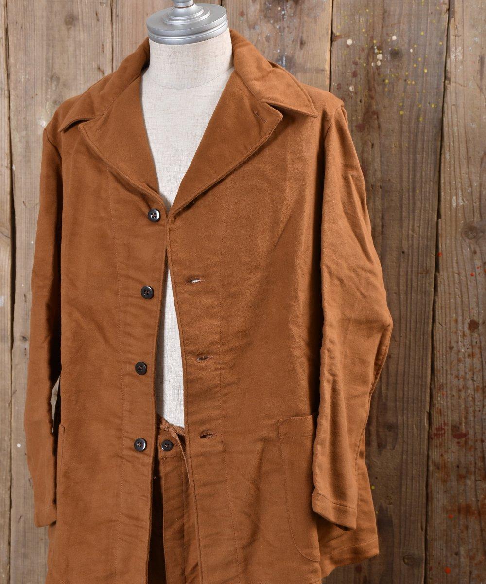 60's~70's  Italian Army Hospital Jacket & Pants|60年〜70年代イタリア軍ホスピタルセットアップサムネイル