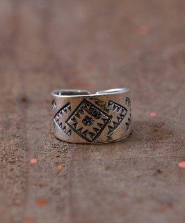 古着Silver Ring Sun Stamp | ネイティブアメリカンシンボル シルバーリング 古着のネット通販 古着屋グレープフルーツムーン
