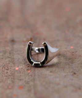 古着Silver Ring Unfigured Horse Shoe | 馬蹄モチーフシルバーリング 古着のネット通販 古着屋グレープフルーツムーン