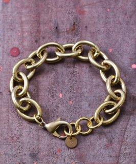 古着Chain Bracelet Heavy A | あずきチェーン 真鍮製ブレスレット 古着のネット通販 古着屋グレープフルーツムーン