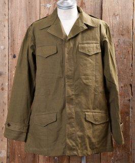 古着French Army M47 field jacket|フランス軍M47フィールドジャケット 前期 サイズ46 古着のネット通販 古着屋グレープフルーツムーン