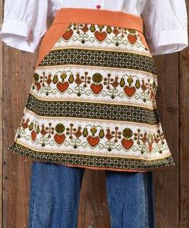 古着Tyrolean embroidery Apron| チロリアン刺繍エプロン 古着のネット通販 古着屋グレープフルーツムーン