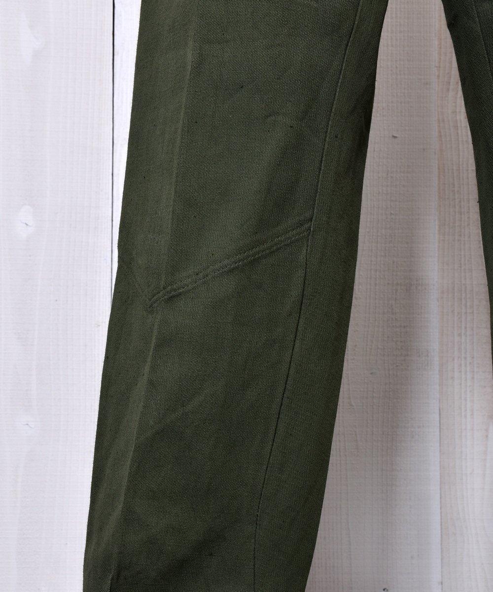 EURO Military Bulgarian Army Military Pants W33 ユーロミリタリー ブルガリア軍 ミリタリーパンツ 33インチサムネイル