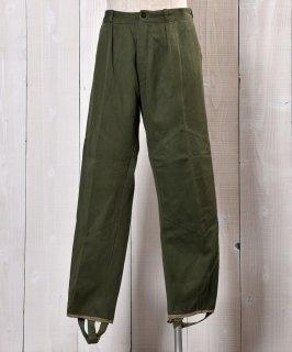 古着EURO Military Bulgarian Army Military Pants W33|ユーロミリタリー|ブルガリア軍 ミリタリーパンツ 33インチ 古着のネット通販 古着屋グレープフルーツムーン