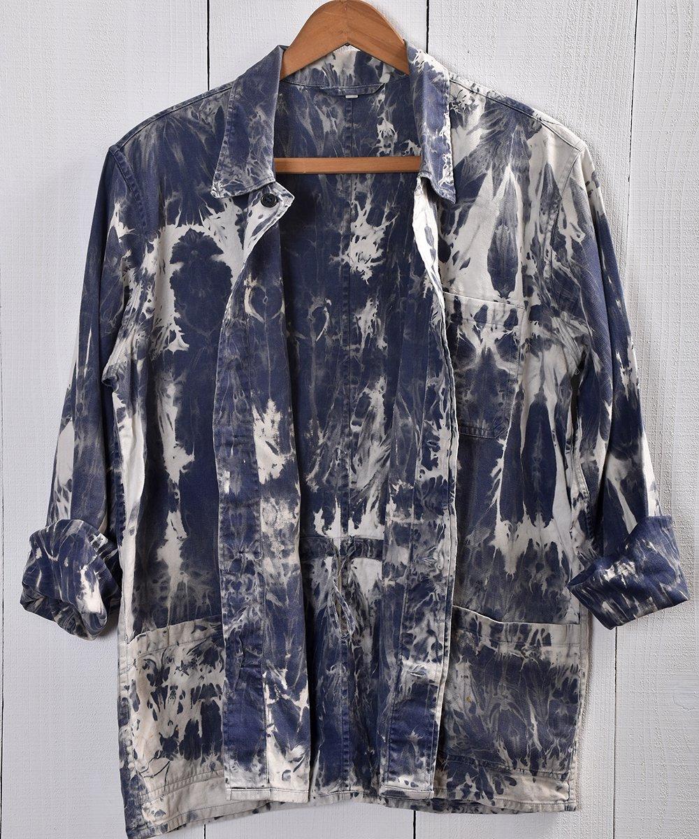 EURO Bleach Work Jacket | ブリーチワークジャケット ユーロタイプカバーオール Cサムネイル