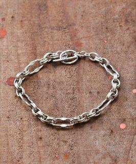 古着Brass Bracelet KR9609  | 真鍮製 チェーンブレスレット  古着のネット通販 古着屋グレープフルーツムーン