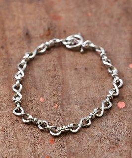 古着Brass Bracelet KR3450 | 真鍮製 チェーンブレスレット  古着のネット通販 古着屋グレープフルーツムーン