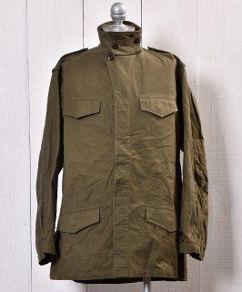 古着French Army M47 field jacket|フランス軍M47フィールドジャケット 前期 サイズ46 オリーブ系 古着のネット通販 古着屋グレープフルーツムーン