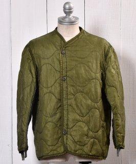 古着US Army M65 Field Jacket Quilting Liner |アメリカ軍M65フィールドジャケット キルティングライナー Medium 古着のネット通販 古着屋グレープフルーツムーン