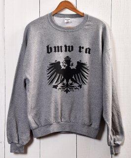 古着Made in Mexico  Print Sweat Grey|メキシコ製 プリント スウェット グレー 古着のネット通販 古着屋グレープフルーツムーン