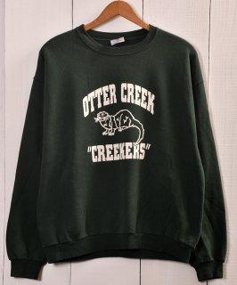 古着OTTER CREEK CREEKERS  Print Sweat|オッタークリーク プリント スウェット 古着のネット通販 古着屋グレープフルーツムーン