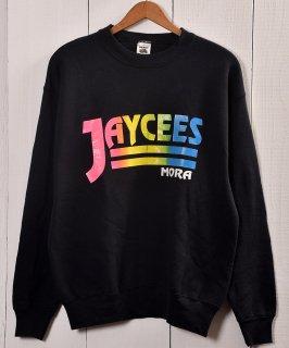 古着MADE IN USA|FRUIT OF THE LOOM | JAYCEES Print Sweat|アメリカ製|フルーツオブザルーム|ジェイシーズジェイシーズ プリント スウェット 古着のネット通販 古着屋グレープフルーツムーン