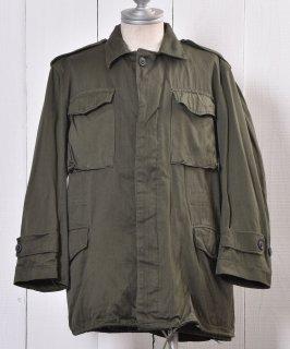 古着Army of Greece Field JACKET | ギリシャ軍 フィールド ジャケット | ヨーロッパミリタリー 古着のネット通販 古着屋グレープフルーツムーン