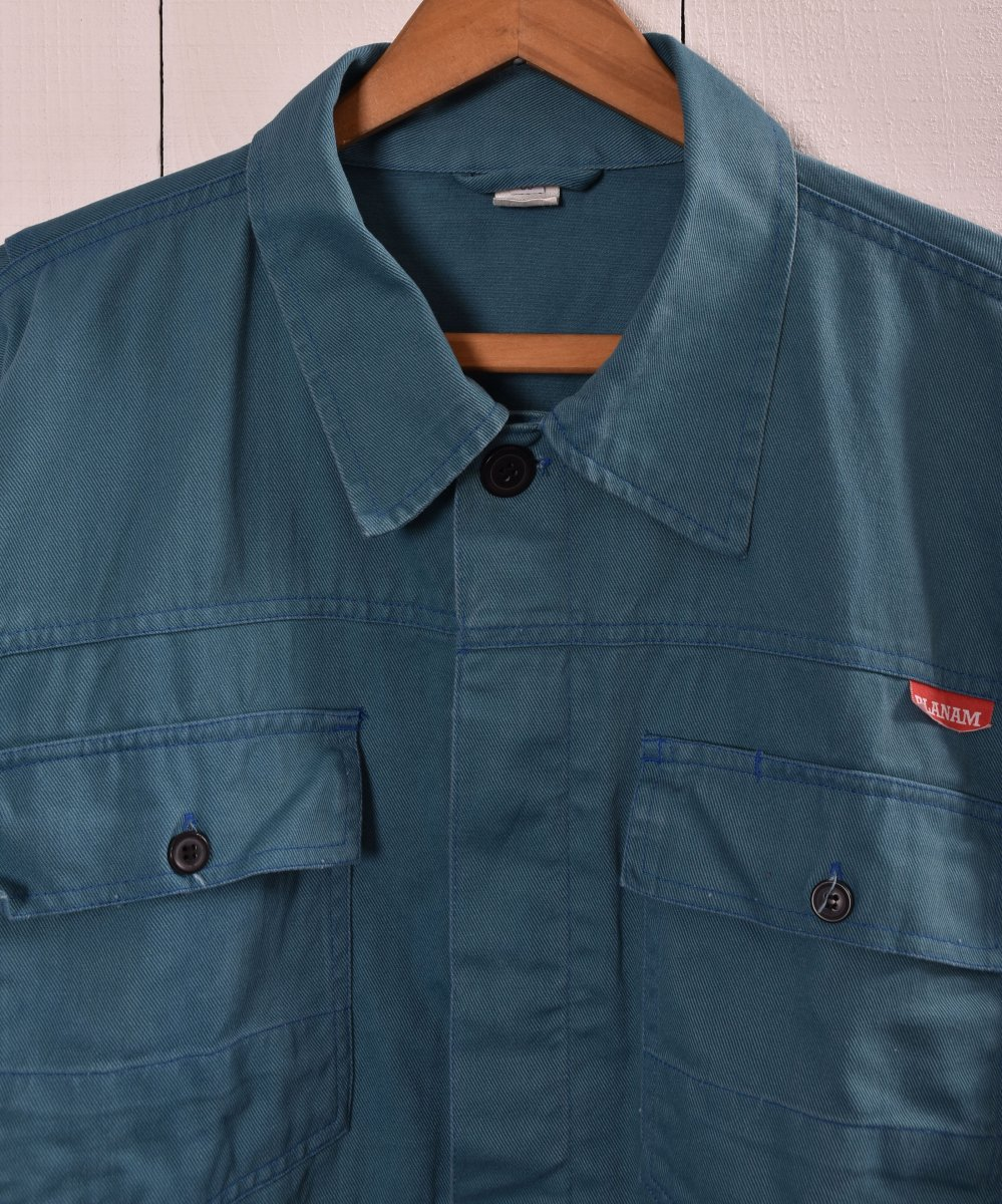 Made in Germany Work Jacket | ドイツ製 ワークジャケット | ユーロワークサムネイル
