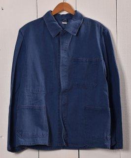 古着Made in Germany Work Jacket   ドイツ製 ワークジャケット   ユーロワーク 古着のネット通販 古着屋グレープフルーツムーン