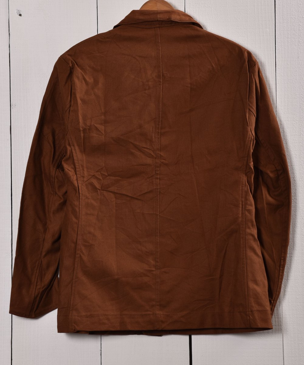 Made in Italy Work Jacket   イタリア製  ワークジャケット   ユーロワークサムネイル