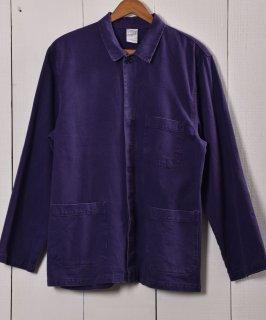 古着Made in Italy Work Jacket | イタリア製  ワークジャケット | ユーロワーク 古着のネット通販 古着屋グレープフルーツムーン