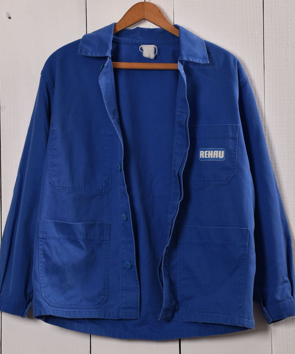 Made in Europe  Work Jacket   ヨーロッパ製 ワークジャケット   ユーロワークサムネイル