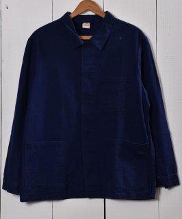 古着Made in Germany Herringbone Work Jacket   ドイツ製 ヘリンボーン ワークジャケット   ユーロワーク 古着のネット通販 古着屋グレープフルーツムーン