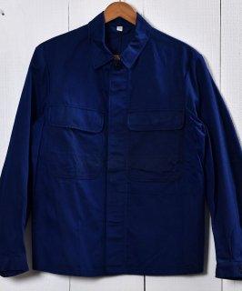 古着Made in Germany Herringbone Twill  Work Jacket   ドイツ製ヘリンボーン生地 ワークジャケット    ユーロワーク 古着のネット通販 古着屋グレープフルーツムーン