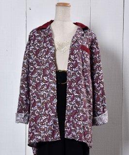 古着Paisry Pattern Pajamas Shirt|ペイズリー柄 フランネルパジャマシャツ  古着のネット通販 古着屋グレープフルーツムーン