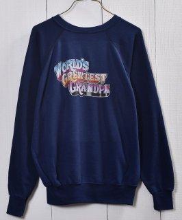 古着Made in USA  Print Sweat|アメリカ製 プリント スウェット 古着のネット通販 古着屋グレープフルーツムーン
