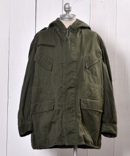 古着70's | SEYNTEX HOLLAND Military Field Parker Jacket| オランダ軍 ミリタリーフィールドパーカージャケット | 74年製 | 古着のネット通販 古着屋グレープフルーツムーン