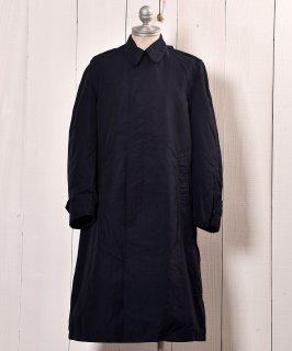 古着US Miritary Coat | ミリタリースタンドフォールカラーコート | ネイビー系 古着のネット通販 古着屋グレープフルーツムーン