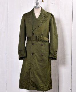 古着US Miritary Coat | ミリタリーコート | オリーブ系 古着のネット通販 古着屋グレープフルーツムーン