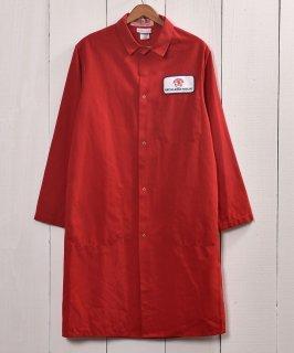 古着Snap Button Corporate Logo Work Coat|企業ロゴ入りワークコート スナップボタン仕様 古着のネット通販 古着屋グレープフルーツムーン