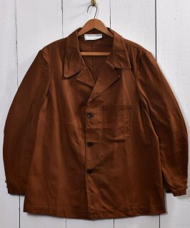 古着Made in Italy Work Jacket   イタリア製  ワークジャケット サイズ54 古着のネット通販 古着屋グレープフルーツムーン