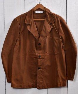 古着Made in Italy Work Jacket   イタリア製  ワークジャケット サイズ50  A 古着のネット通販 古着屋グレープフルーツムーン