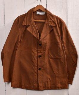 古着Made in Italy Work Jacket   イタリア製  ワークジャケット サイズ50 B 古着のネット通販 古着屋グレープフルーツムーン