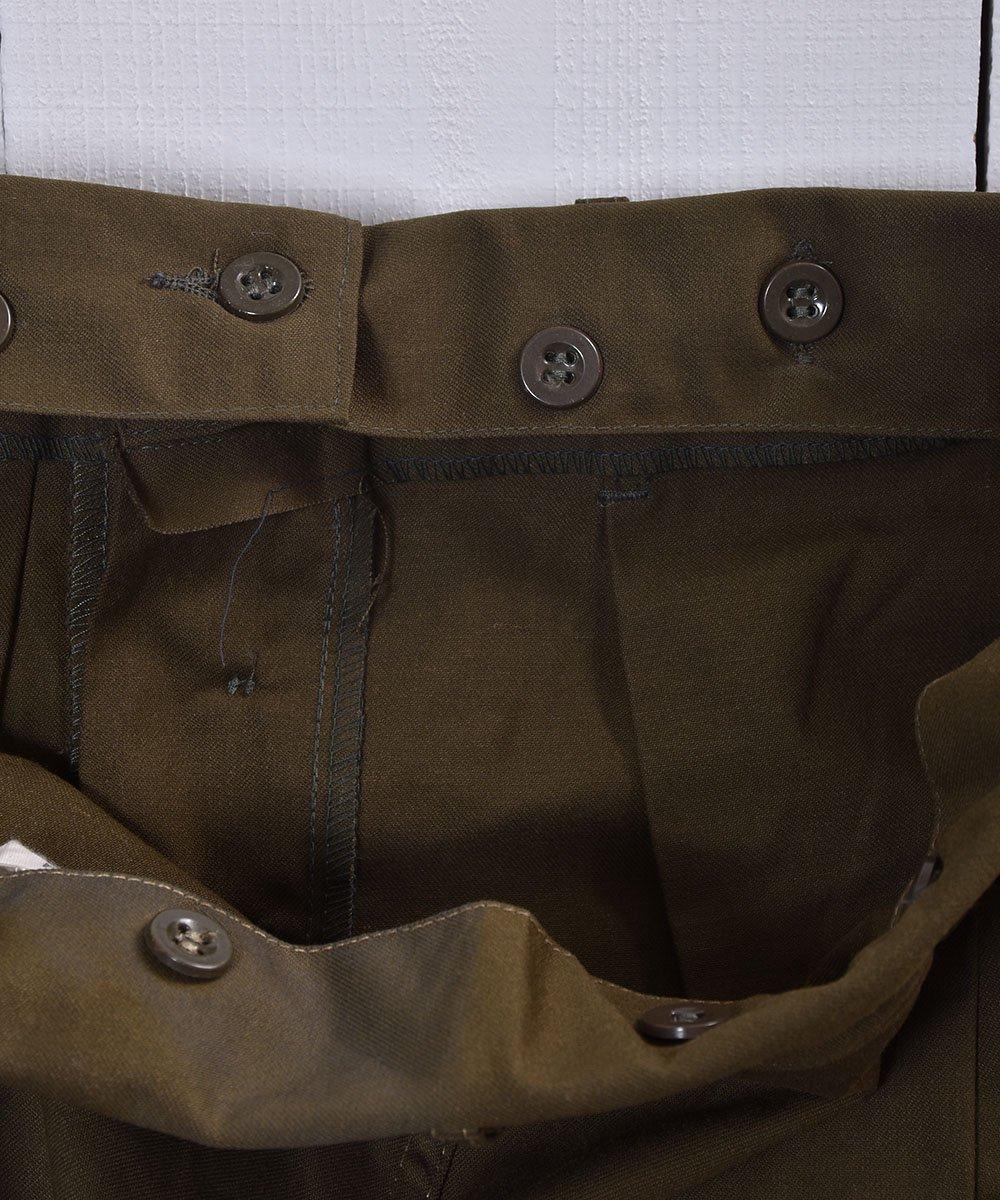 チェコ軍 M-85 ミリタリーカーゴパンツ W38|Czech Military M-85 Field Cargo Pants サムネイル