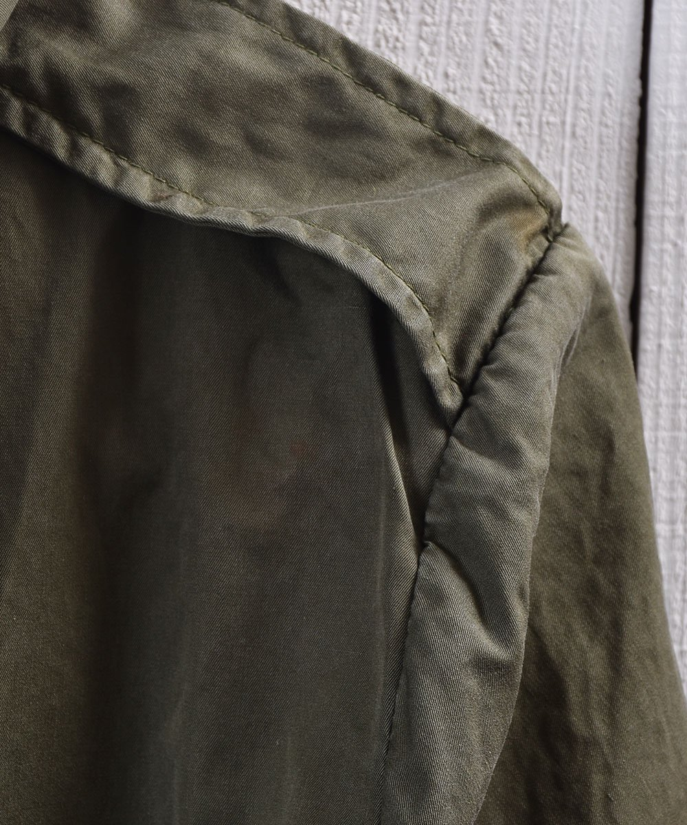 ベルギー軍 1980年製 ライナー付きフィールドジャケット|Belgian Army 1980 Field Jacketサムネイル