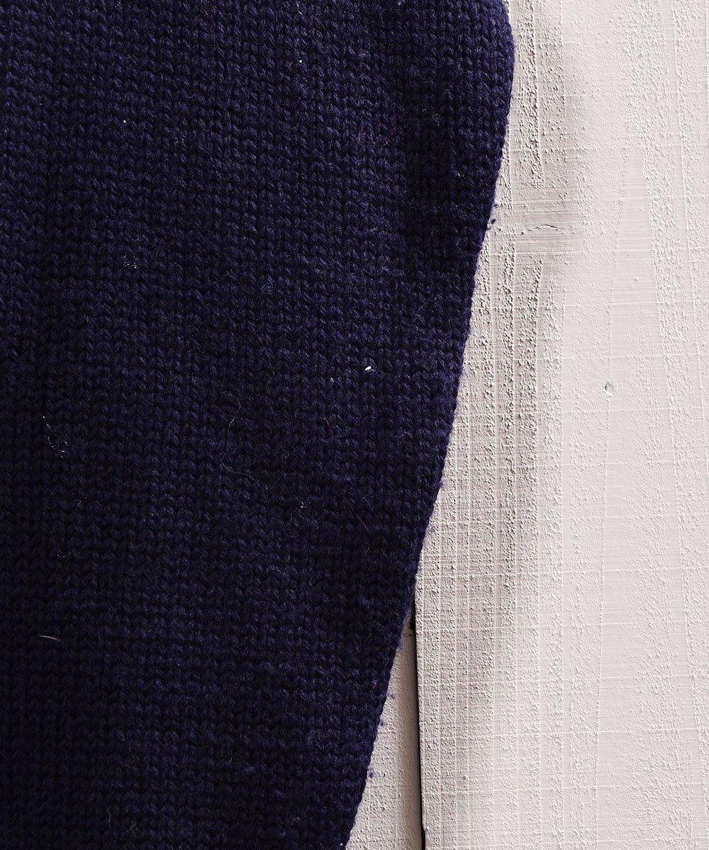 鴨柄 ハンティング風 ローゲージニット |Duck Design Low-Gauge Knitサムネイル