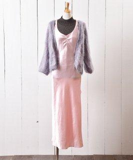 古着バッククロス ランジェリー ロング ドレス |Back Cross Long Lingerie Dress 古着のネット通販 古着屋グレープフルーツムーン